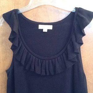 Merona Sleeveless Sweater, Size L